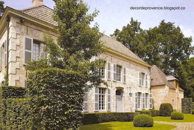 Casa residencial estilo Country holandés