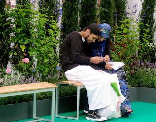 muslim pasangan