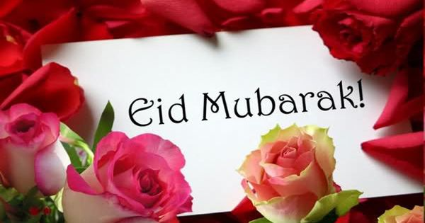 Eid Mubarak Wishes To Someone Special