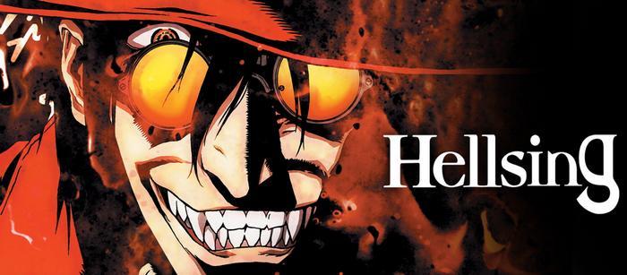 جميع حلقات انمي Hellsing مترجم (تحميل + مشاهدة مباشرة)