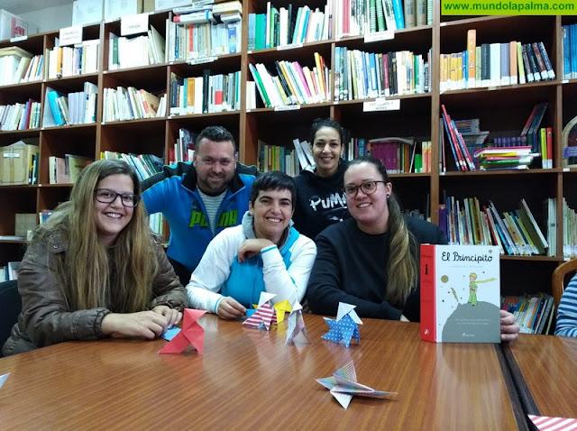 La Biblioteca Municipal de Mirca celebra el Día de Canarias con una actividad para todas las edades