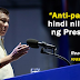 "Duterte, hindi pinirmahan ang ""anti-palo"" bill. Why?"