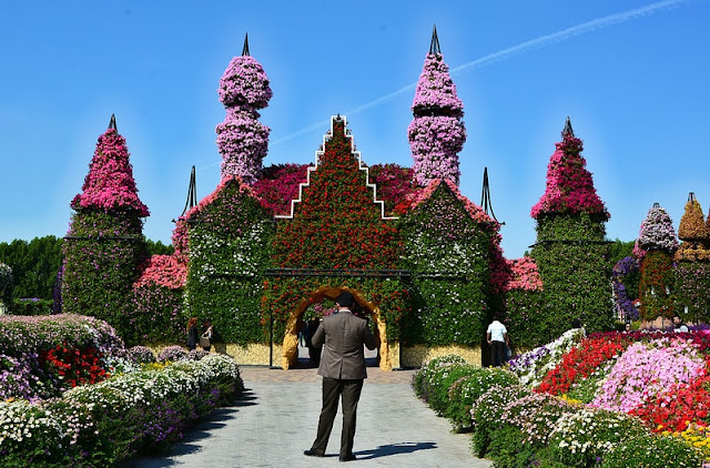Dubai Mirracle Garden
