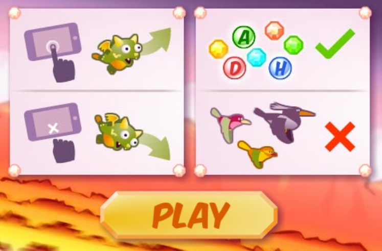 Dragon Flug Spiel