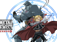 Review Anime Fullmetal Alchemist: Brotherhood (2009)