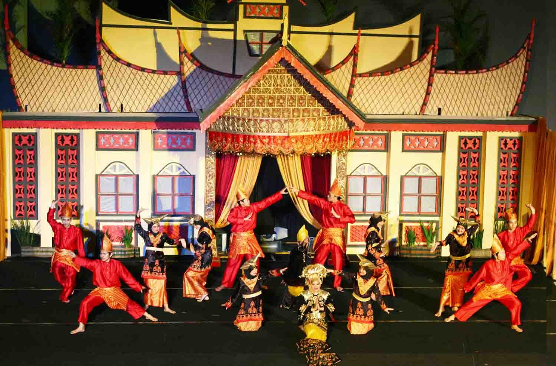 Tari Pasambahan Tarian Tradisional Dari Sumatera Barat