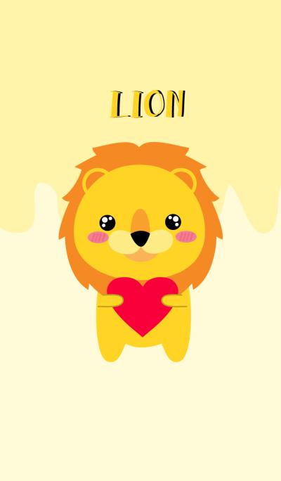 I am Pretty Lion Theme