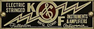 To logo της εταιρίας των Kaufmann και Fender