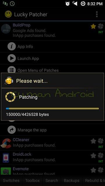 Cara Patching Aplikasi atau Game Menggunakan Lucky Patcher
