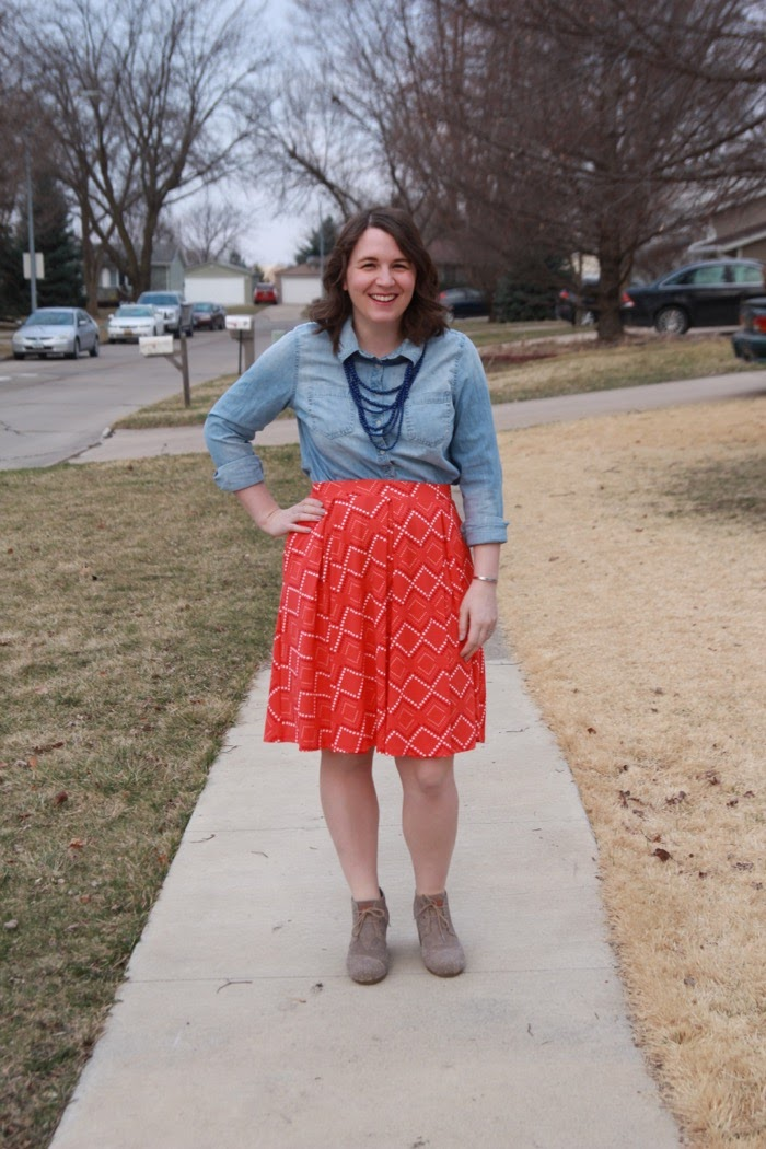 f2df1b42b1a bybmg  LuLaRoe Skirt Style  The Madison Skirt   Giveaway!