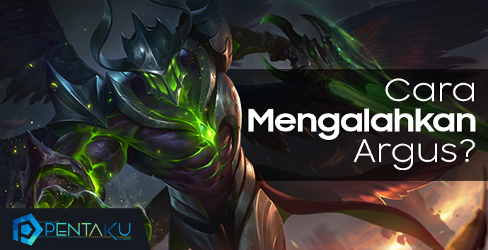 kelemahan Argus Mobile Legends