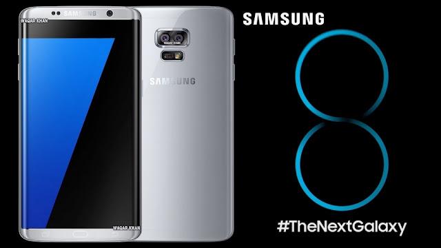 فيديو مسرب لـ Galaxy S8