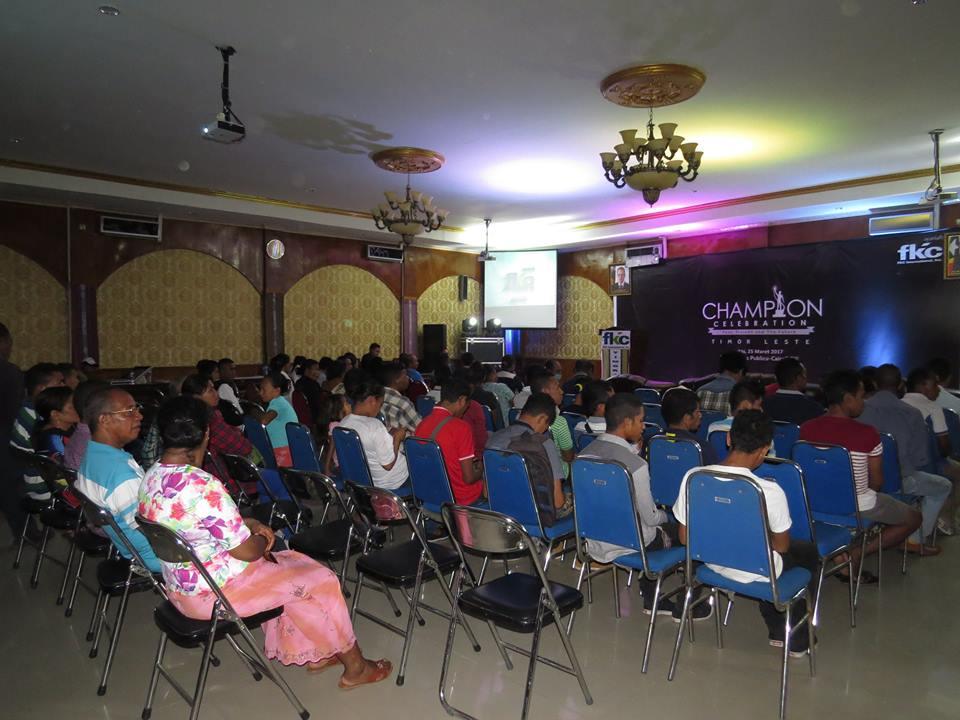 Bisnis Fkc Syariah - Champion Celebration Timor Leste