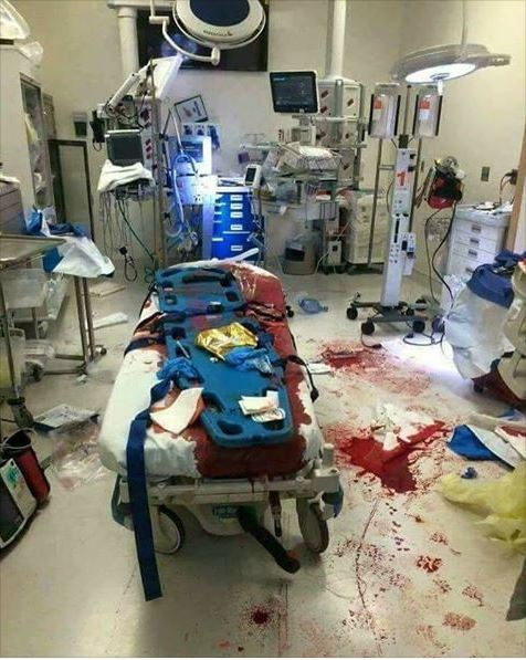 This Nurse Who Got Annoyed by a Complaining Patient Posted This Honest Picture From the ER to Send a Very Important Message!