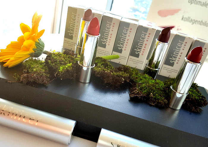 beautypress Blogger Event: Oceanpharma, Skinicer, Ocean Kiss Lippenstifte NEU