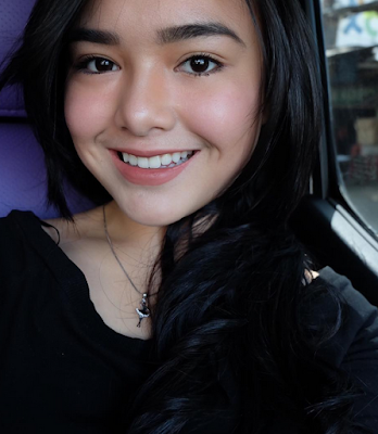 Amanda Manopo Pemeran Utama Sinetron Mermaid In Love SCTV