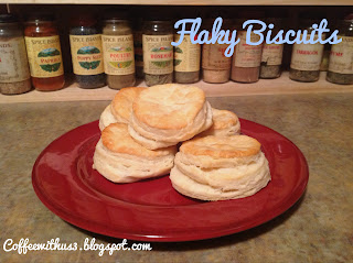 Flaky Biscuits Recipe