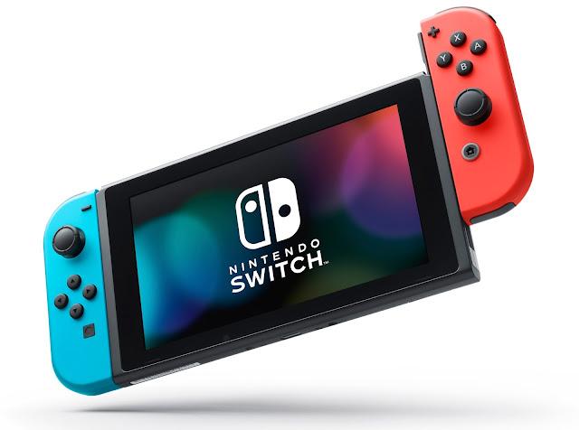 Terjual 4,8 Juta Unit, Nintendo Switch Pecahkan Rekor Konsol Game