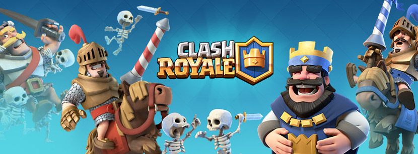Cartas Clash Royale