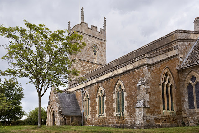 The Church of St Andrews in Charlbury, Oxfordshire by by Martyn Ferry Photography