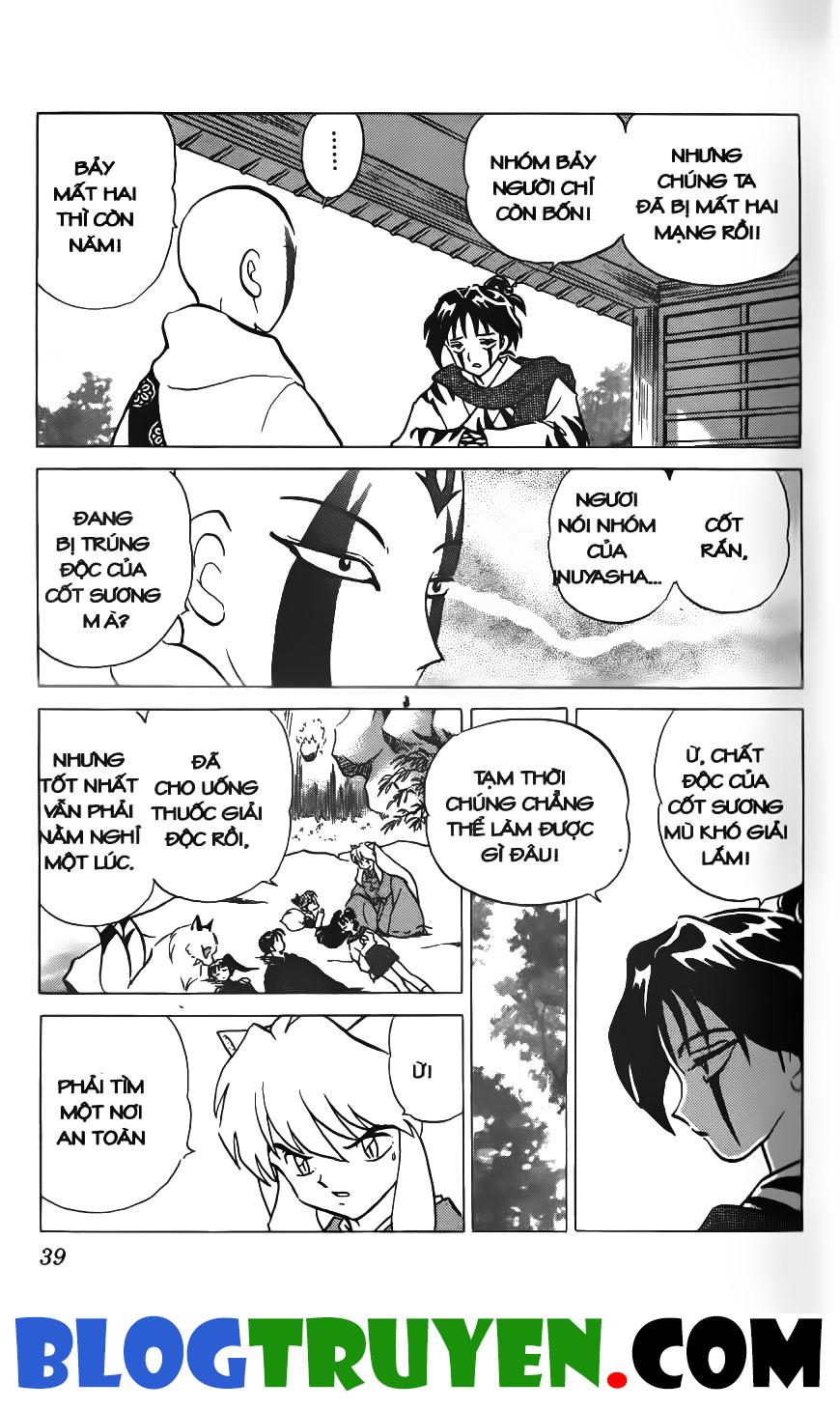 Inuyasha vol 25.2 trang 18