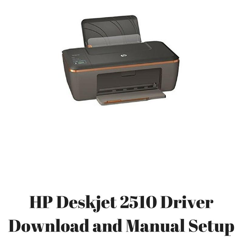 HP PSC 2510 VISTA TREIBER WINDOWS 10