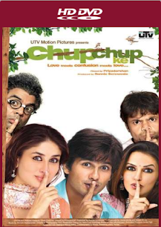 Chup Chup Ke 2006 Hindi Movie 700mb