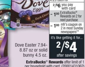 Dove Easter