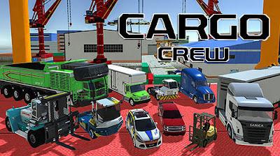 Cargo Crew Port Truck Driver APK