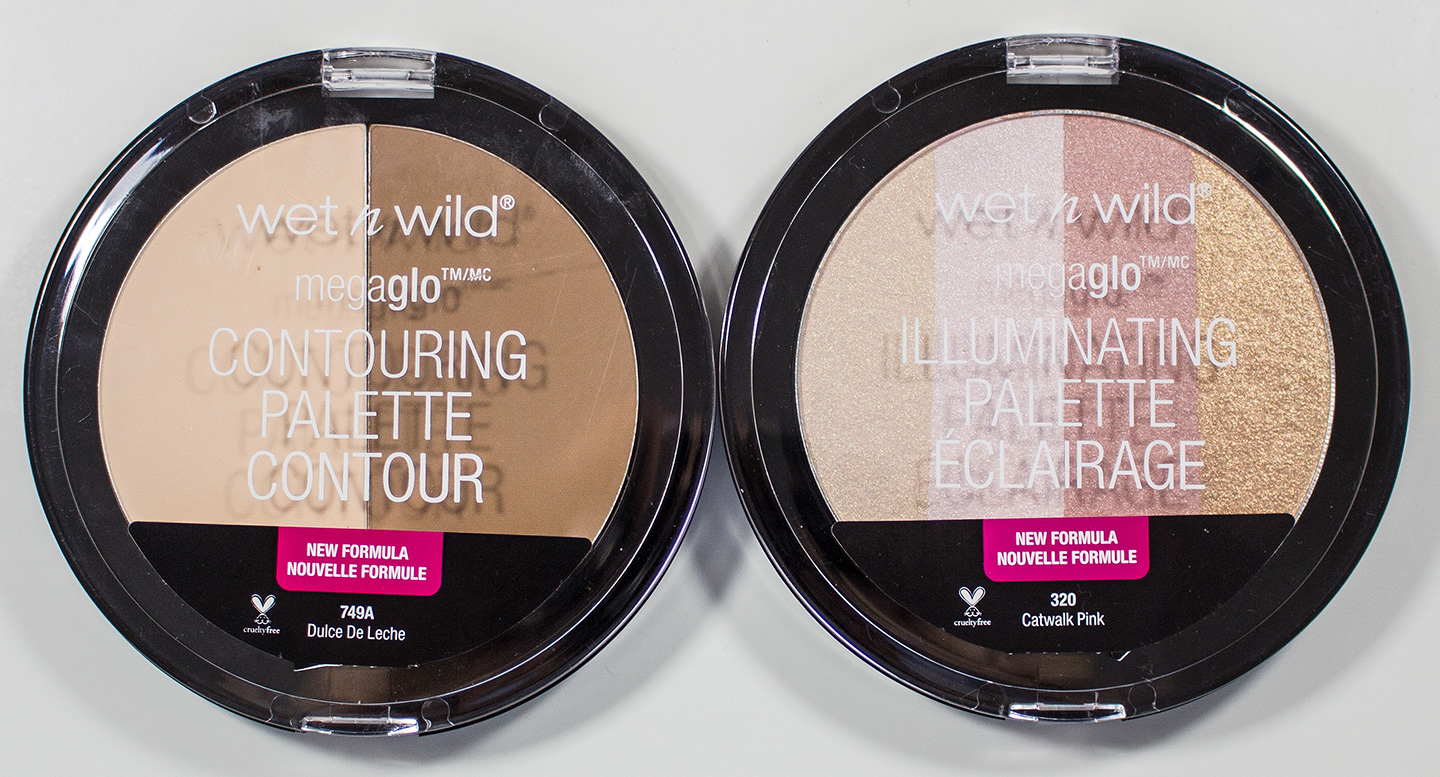 warpaint and unicorns wet n 39 wild megaglo contouring palette in dulce de leche illuminating. Black Bedroom Furniture Sets. Home Design Ideas