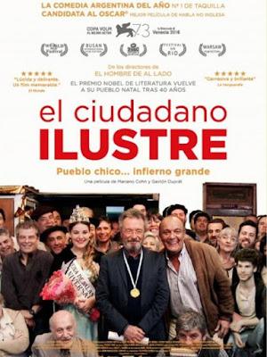 El ciudadano ilustre, Gastón Duprat, Mariano Cohn, SEMINCI