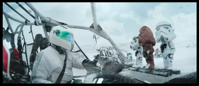 Immerse yourself in a world of colour, excitement and energy in the Argos 2015 Christmas advert