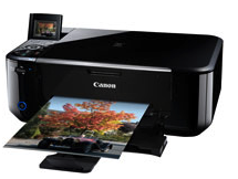 Canon PIXMA MG4100 For Windows, Mac, Linux