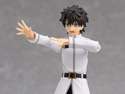 "figma Master/Male Protagonist de ""Fate/Grand Order"" - Max Factory"
