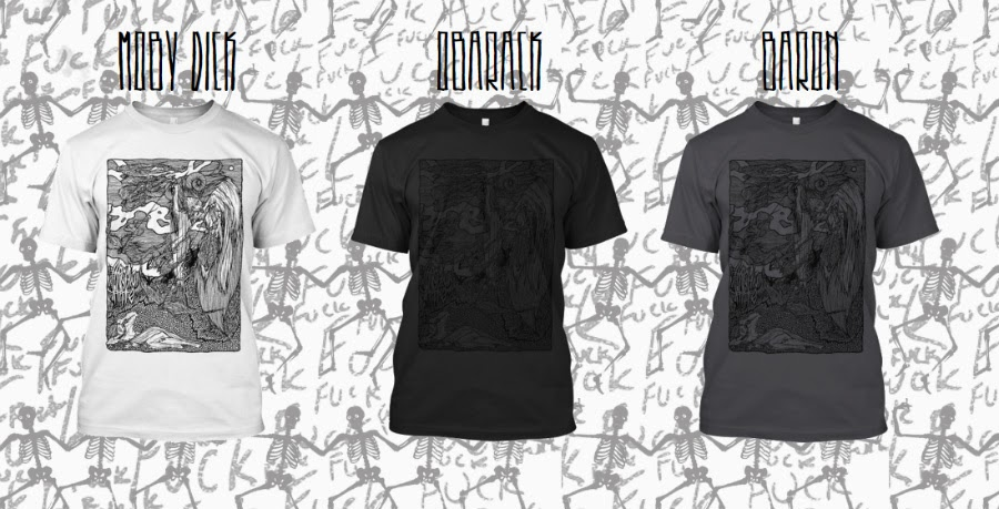 ARCHIV HATE blackprint edition t-shirt