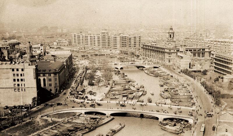 Shanghai apartments for renting: Historic Shanghai Luxury