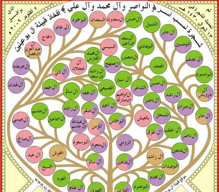 عرب الساحل والجزر عرب بر فارس بنى تميم بر فارس وعلاقتهم بآلبوعينين