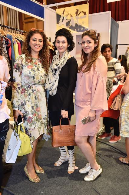 Suchita Trikha, Shalini Passi and Bhavna Pandey
