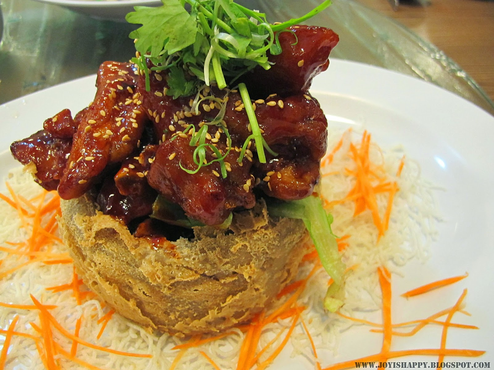 Gu ma jia Yam Ring with Kyoto Pork Ribs