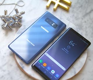 Cara Mendapatkan HP Samsung Galaxy Note 8 Gratis dari Internet