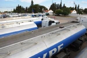 Los combustibles líquidos y el gas podrían faltar en las estaciones de servicio en un par de días debido a una protesta que comenzaron los empleados de la Refinería YPF en Luján de Cuyo.
