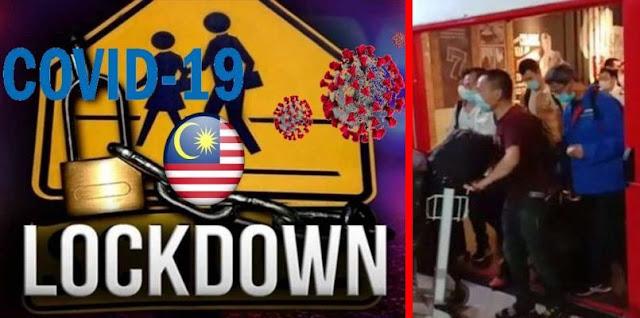 Lockdown di Seluruh Malaysia