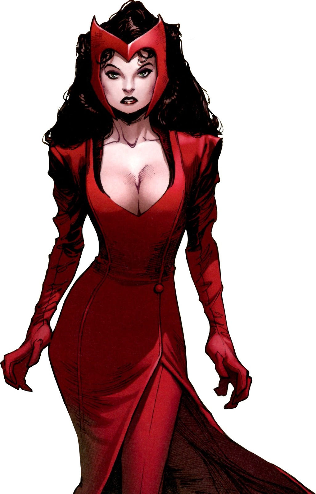 Scarlet Witch - Marvel Comics