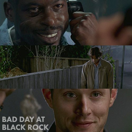 Supernatural 3x03 - Bad Day at Black Rock