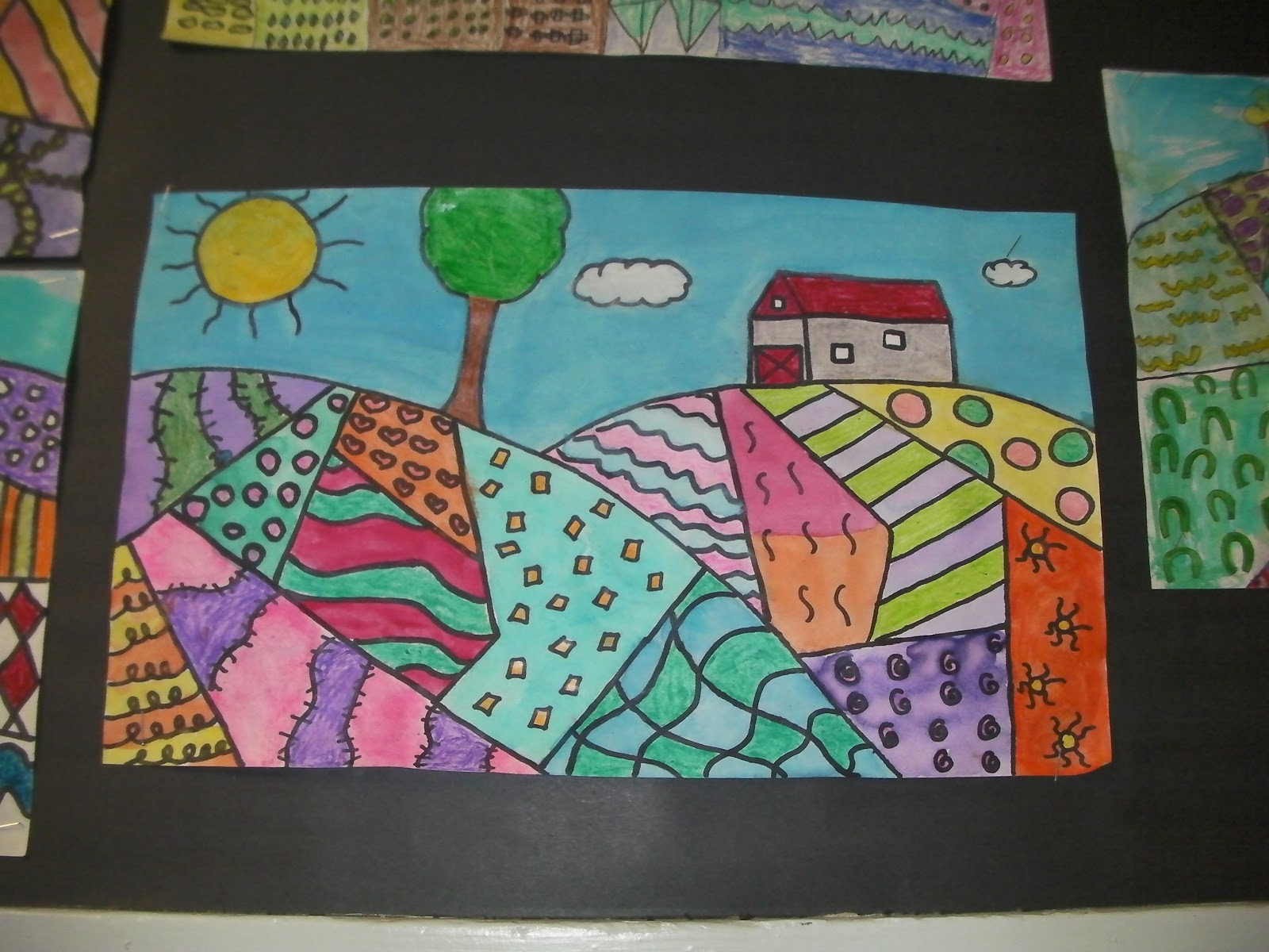 Art Projects For Grade 5