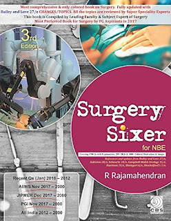 SURGERY SIXER FOR NBE - 3rd Edition pdf free download