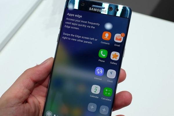 thay màn hình Samsung Galaxy Note 7 1