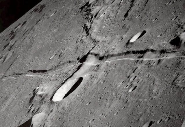 Foto Yang Diambil Oleh NASA Ini Buktikan Kebenaran Mukjizat Nabi Muhammad