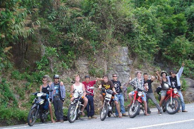 Hue - Ho Chi Minh Trail - Hoi An by motorbikes, hue motorbike tour by ho chi minh trail