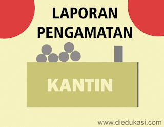 Contoh Hasil Laporan Pengamatan Bahasa Indonesia